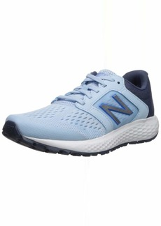 New Balance Women's 520v5 Cushioning Running Shoe air/Cobalt/White 10.5 D US