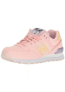New Balance Women's 574 Miami Palms Pack Lifestyle Fashion Sneaker   B US