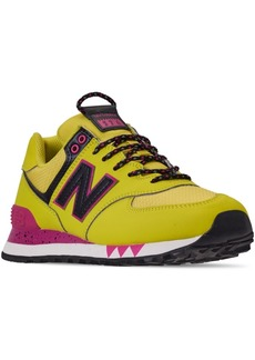 New Balance Women's 574 Trail Casual Sneakers from Finish Line