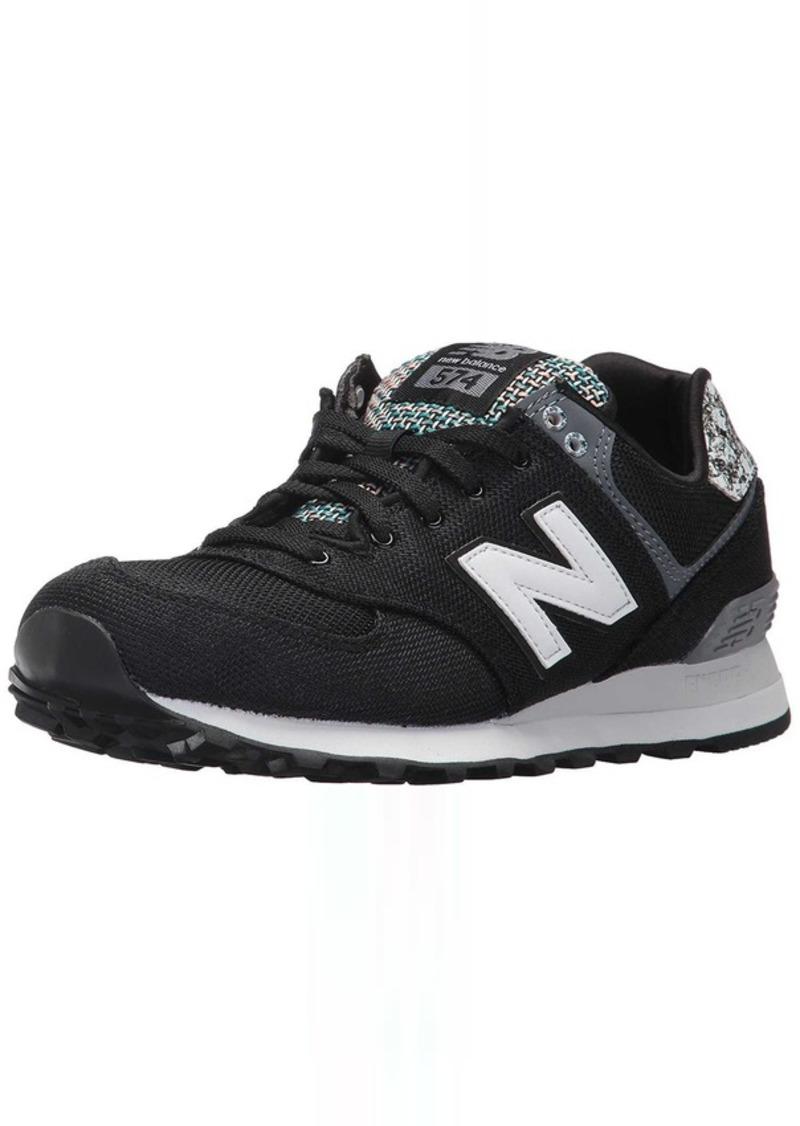 New Balance New Balance Women's 574 V1 Art School Sneaker B US   Shoes