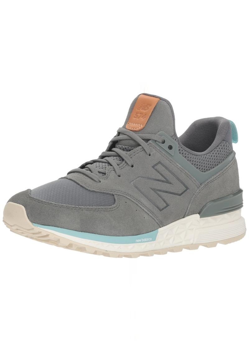 New Balance Women's 574v1 Fresh Foam Sneaker Sedona sage  B US