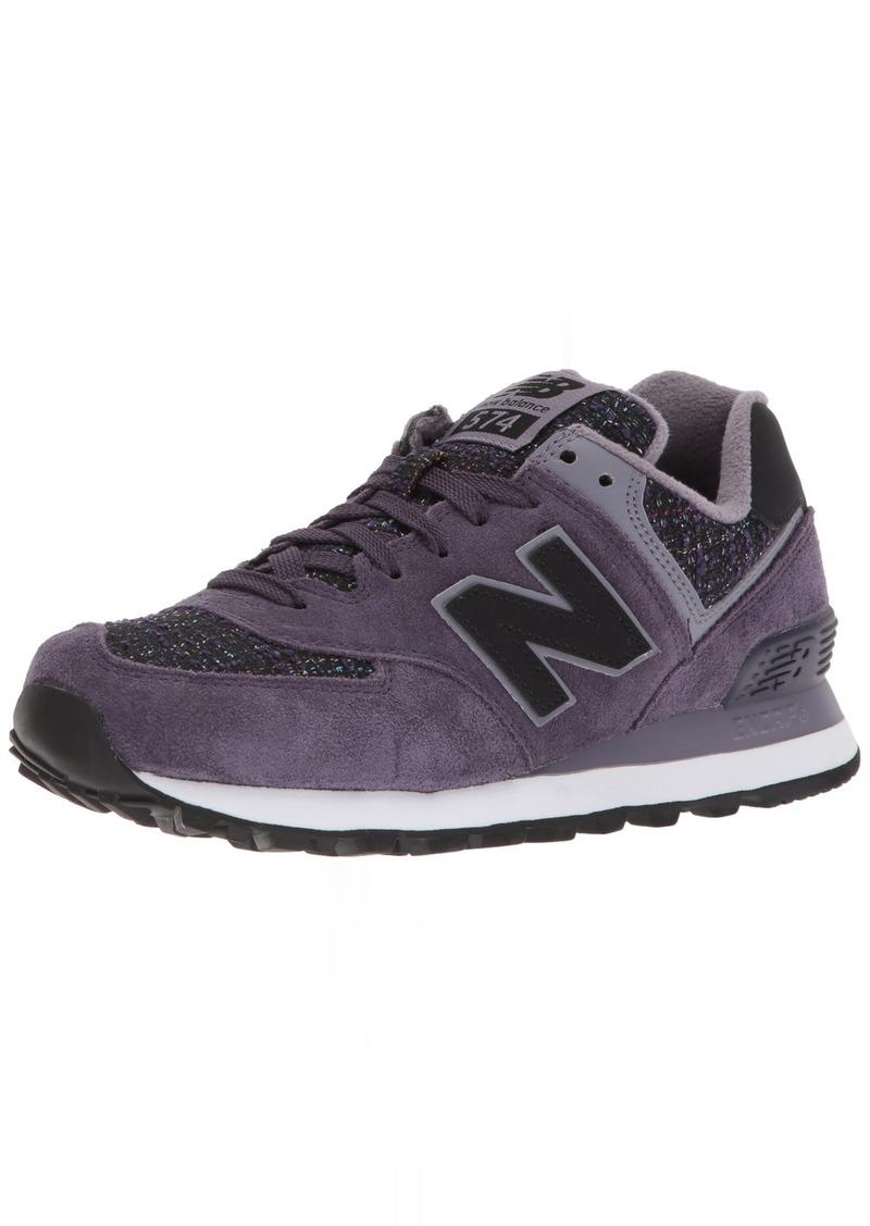 New Balance Women's 74v1 Sneaker   B US