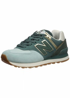 New Balance Women's 574v2 Sneaker   B US