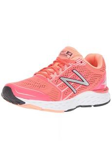 New Balance Women's 680v5 Cushioning Running Shoe  5 D US