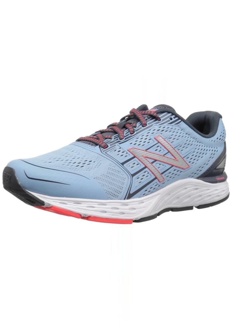 New Balance Women's 680v5 Cushioning Running Shoe  9.5 D US