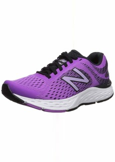 New Balance Women's 680v6 Cushioning Running Shoe  8.5 D US