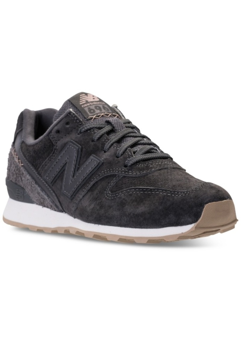 Women's 696 Suede Casual Sneakers from Finish Line