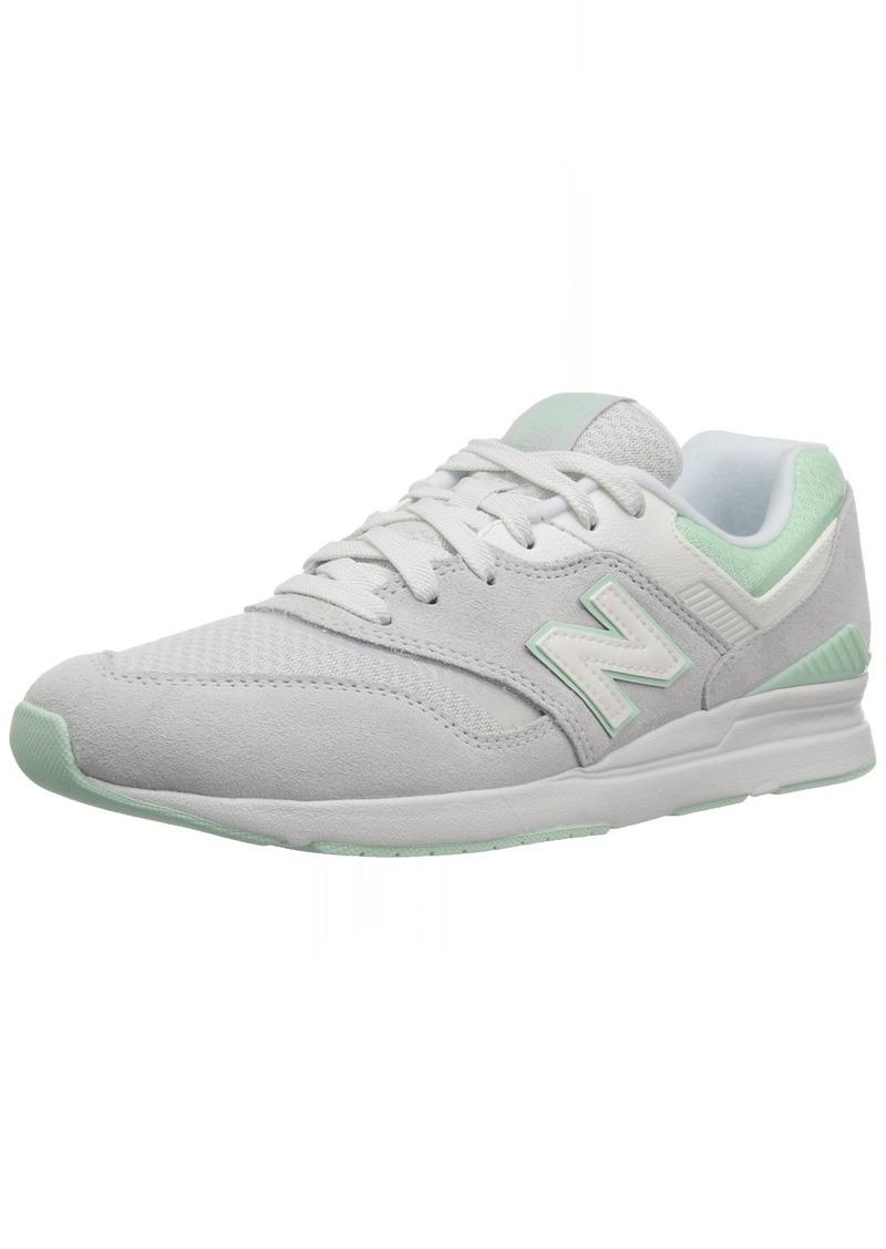 New Balance Women's 697 V1 Sneaker   B US
