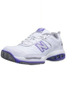 New Balance womens 806 V1 Tennis Shoe   US