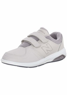 New Balance womens 813 V1 Hook and Loop Walking Shoe   US