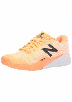New Balance Women's 996v3 Hard Court Tennis Shoe   B US