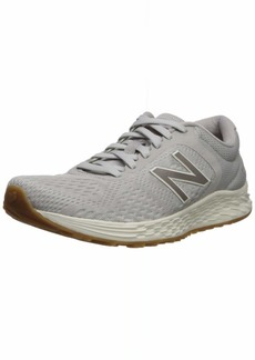 New Balance Women's Arishi V2 Fresh Foam Running Shoe Overcast/Champagne Metallic/sea Salt  B US