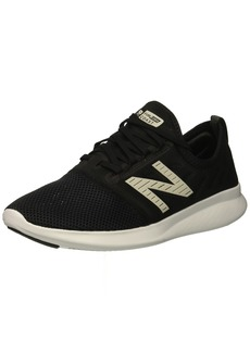 New Balance Women's Coast V4 FuelCore Running Shoe   B US