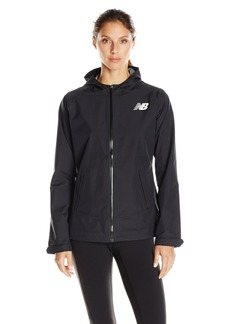 New Balance Women's Cocona Rain Jacket