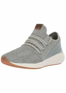 New Balance Women's Cruz V2 Fresh Foam Running Shoe Seed/Light Cliff Grey/sea Salt  B US