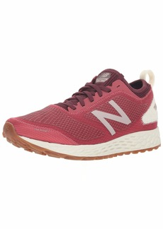 New Balance Women's Gobi V3 Fresh Foam Trail Running Shoe Earth red/sea Salt/Gum 8.5 D US