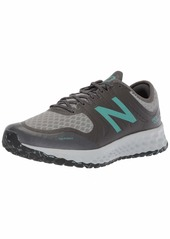 New Balance Women's Kaymin V1 Fresh Foam Trail Running Shoe Magnet/Mineral sage/Reflective 10 D US
