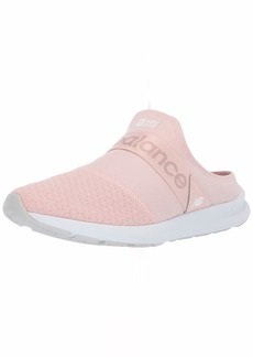 New Balance Women's Nergize V1 Fuel Core Sneaker Oyster Pink Mist