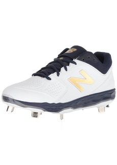 New Balance Women's Velo V1 Metal Softball Shoe   B US