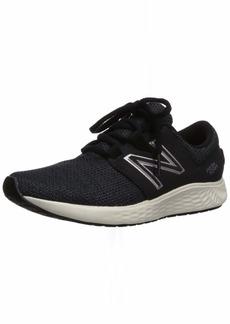 New Balance Women's Vero Racer V1 Fresh Foam Sneaker Black/SEA Salt