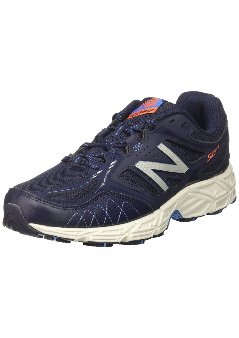 New Balance Women's WT510RS3 Trail Running Shoes   B US