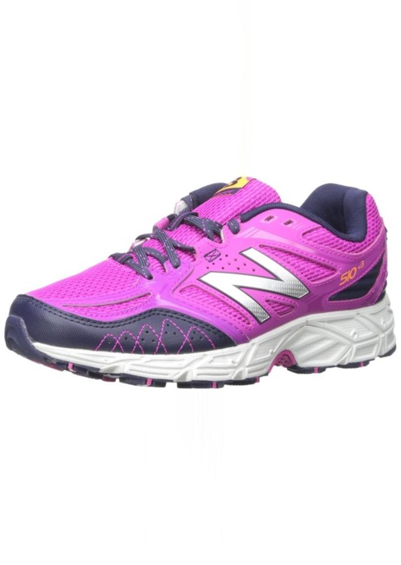 New Balance Women's WT510V3 Trail Shoe-W   B US