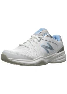 New Balance Women's WX409V3 Casual Comfort Training Shoe  5.5 D US