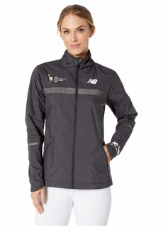 New Balance NYCM Marathon Windcheater Jacket