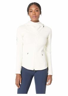New Balance NYCM NB Heatloft Asymmetrical Jacket