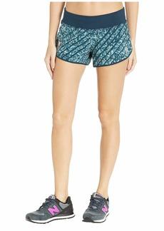 """New Balance NYCM Printed 3"""" Impact Shorts"""