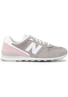New Balance panelled low top sneakers