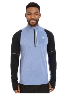 New Balance Performance Merino Half Zip
