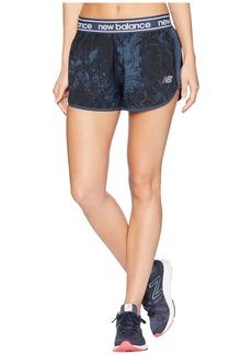 New Balance Printed Accelerate 2.5 Shorts