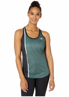 New Balance Printed Accelerate Tank Top v2