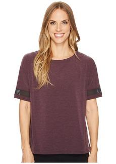 New Balance Short Sleeve Layer Top
