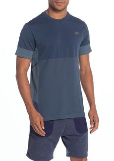 New Balance Stretch Short Sleeve Workout T-Shirt
