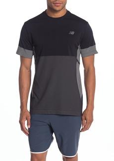 New Balance Stretch Short Sleeve Tech T-Shirt