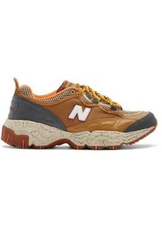 New Balance Tan ML801NEC Sneakers