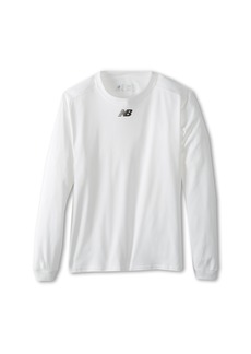 New Balance Team L/S Top (Big Kids)