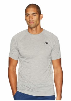 New Balance Tenacity Short Sleeve Tee