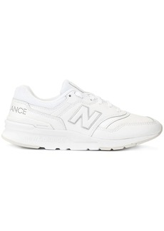 New Balance tonal chunky low top sneakers