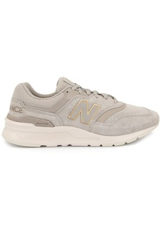 New Balance tonal low top sneakers