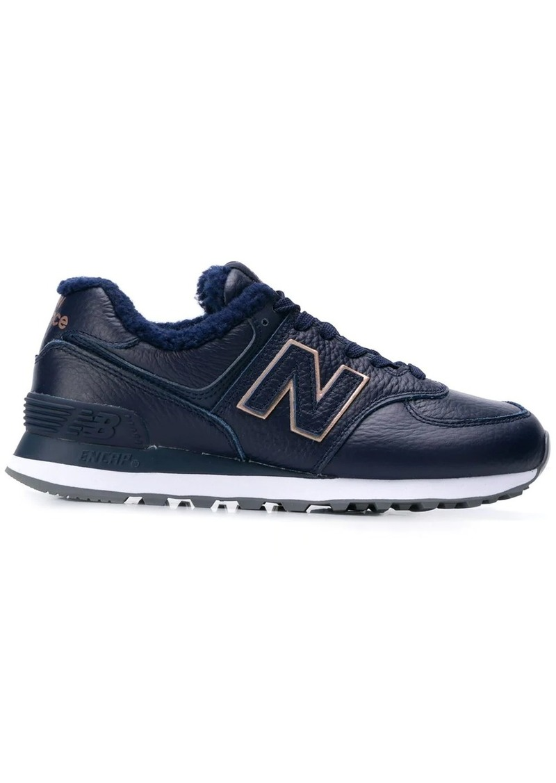 New Balance WL574v2 low-top sneakers