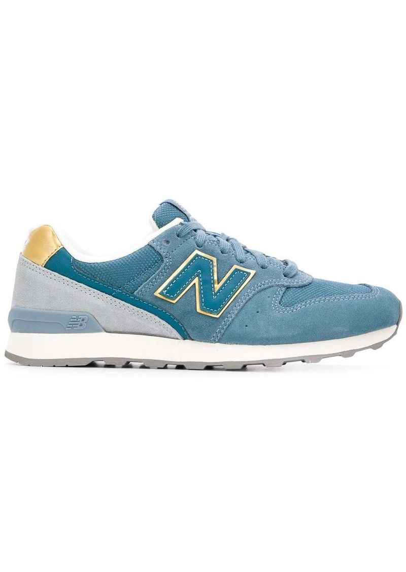 New Balance WL996 lace up sneakers