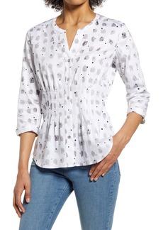 NIC + ZOE NIC+ZOE Café Button-Up Shirt