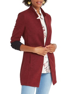 NIC + ZOE NIC+ZOE Color Block Me Knit Jacket (Regular & Petite)