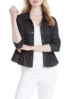 NIC + ZOE NIC+ZOE Denim Peplum Jacket (Regular & Petite)