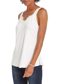 NIC + ZOE NIC+ZOE Lace Camisole (Regular & Petite)
