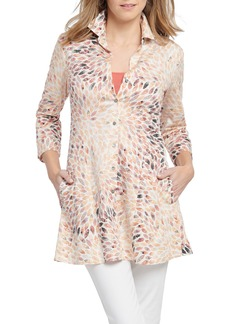 NIC + ZOE NIC+ZOE Morning Burst Shirt Jacket (Regular & Petite)