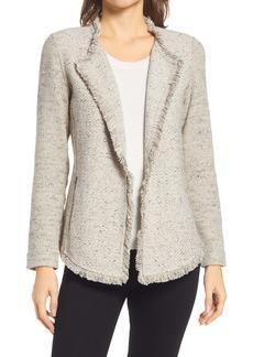 NIC + ZOE NIC+ZOE Range Tweed Jacket (Regular & Petite)